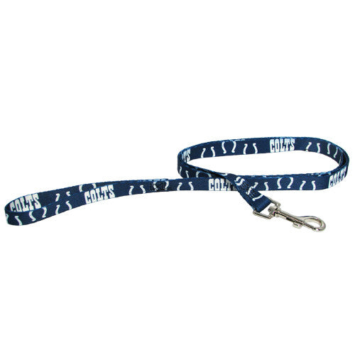 NFL - Indianapolis Colts Dog Leash - Three Humans & A Dog Company