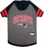 NFL - New England Patriots Hoody Dog Tee