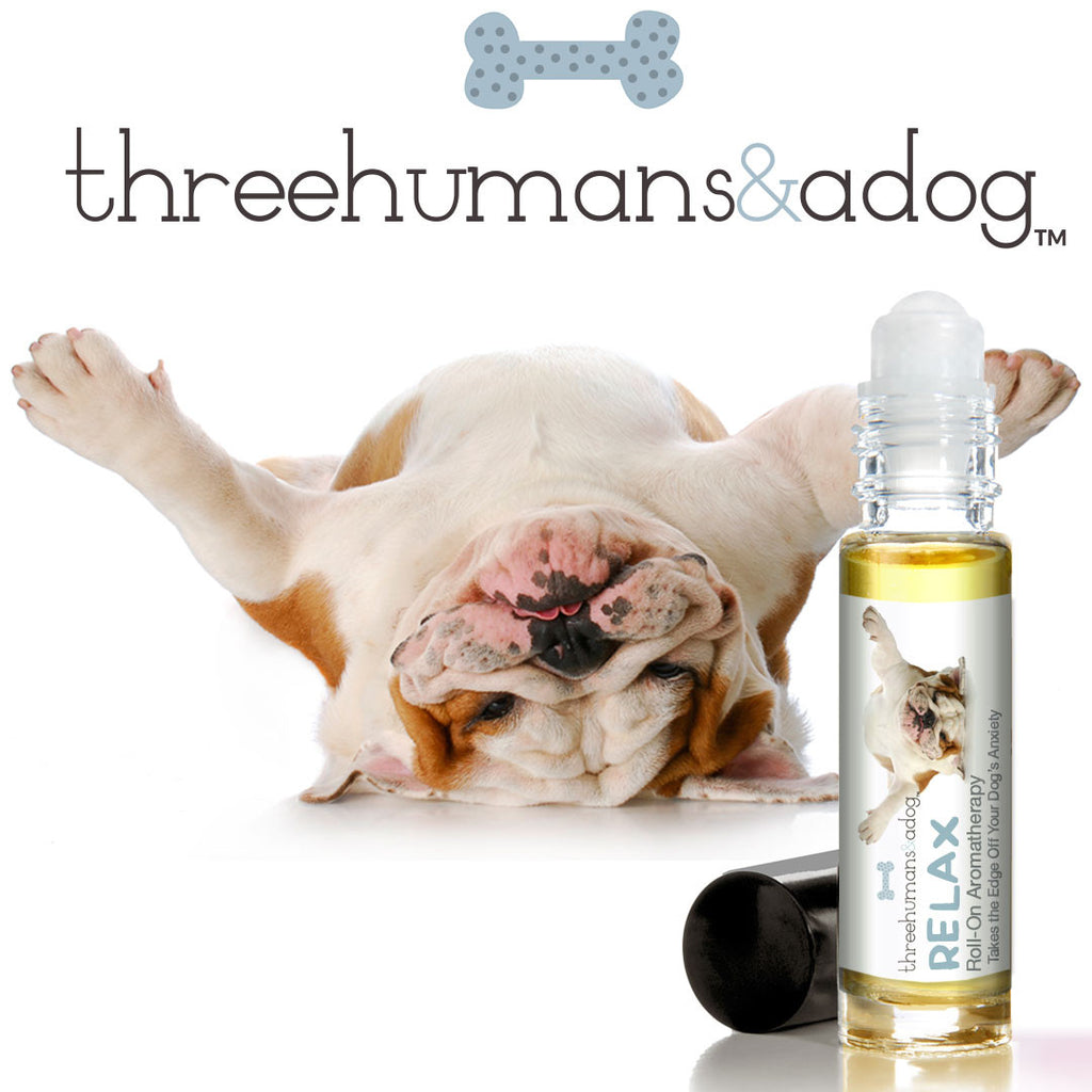 Pet Care - Dog Aromatherapy - Three Humans & A Dog Company