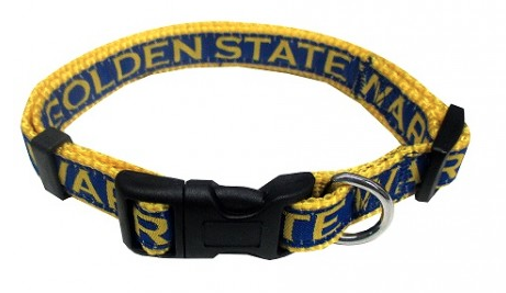 NBA - Golden State Warriors Dog Collar - Ribbon