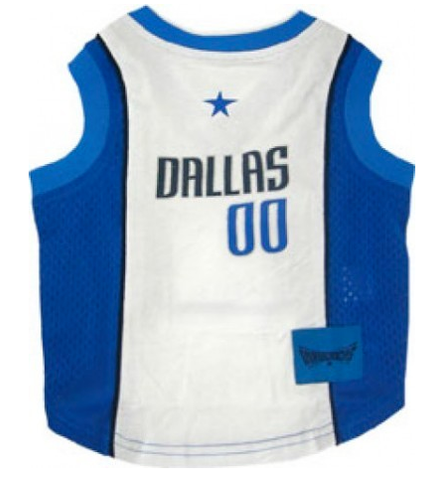 NBA - Dallas Mavericks Dog Jersey