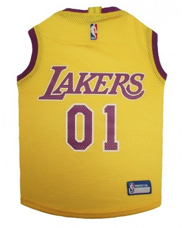 NBA - Los Angeles Lakers Dog Jersey
