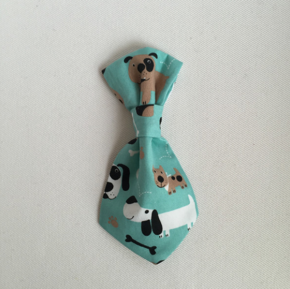 Pet Tie - Customizable for Easter - Three Humans & A Dog Company  - 1