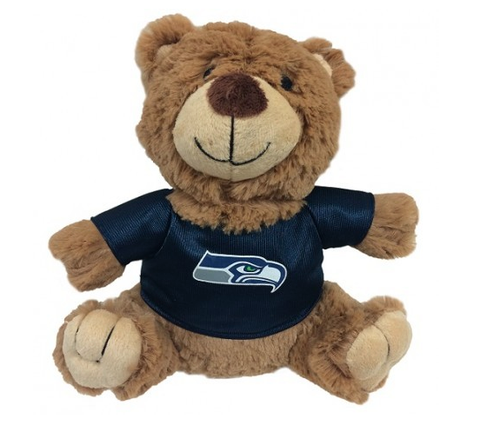 NFL - Seattle Seahawks Teddy Bear Dog Toy