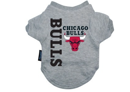 NBA - Chicago Bulls Dog T-Shirt