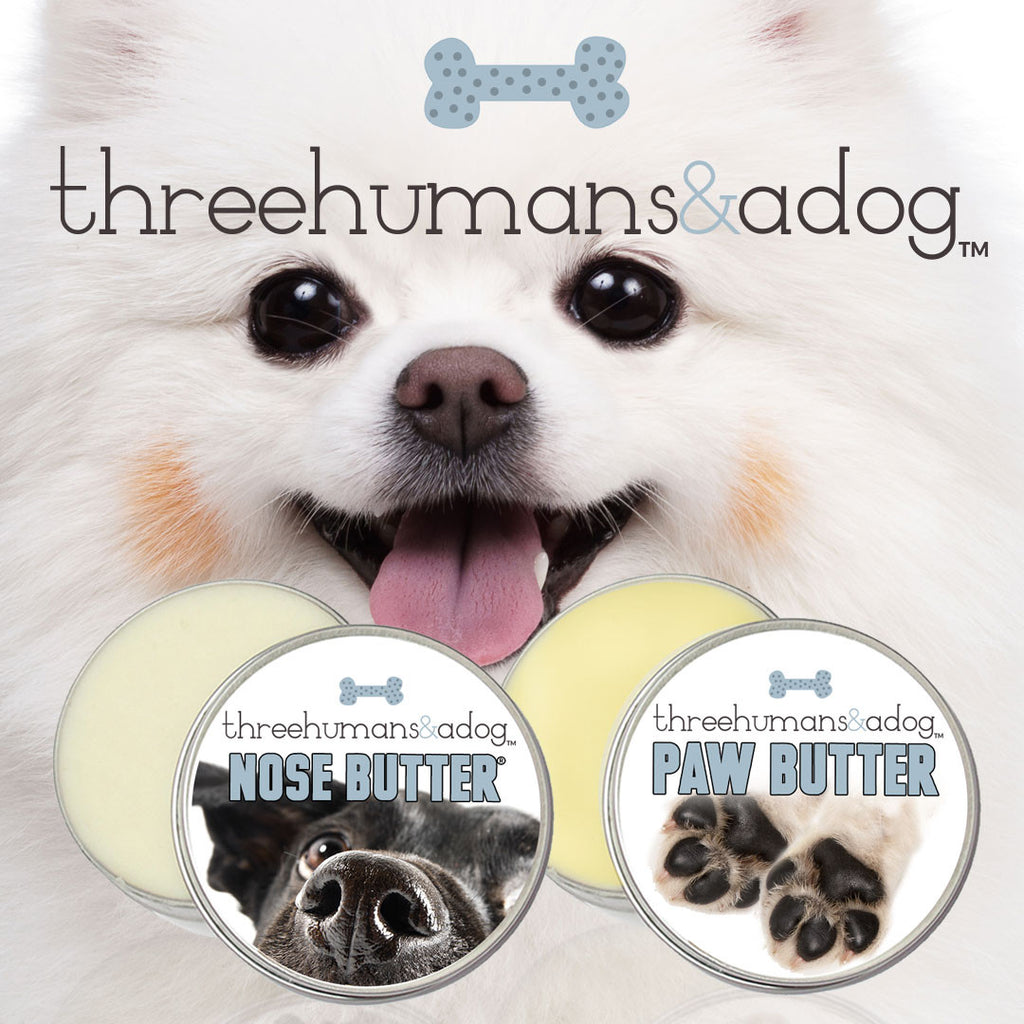 Pet Care - Paw Butter - Three Humans & A Dog Company  - 2