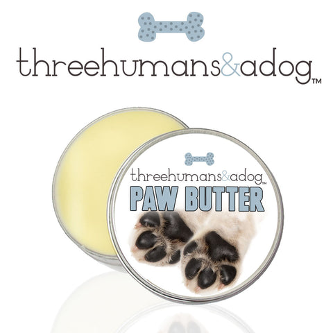 Pet Care - Paw Butter - Three Humans & A Dog Company  - 1