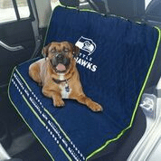 Car Seat Cover - SEATTLE SEAHAWKS  CAR SEAT COVER