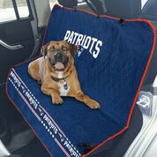 Car Seat Cover - NEW ENGLAND PATRIOTS CAR SEAT COVER