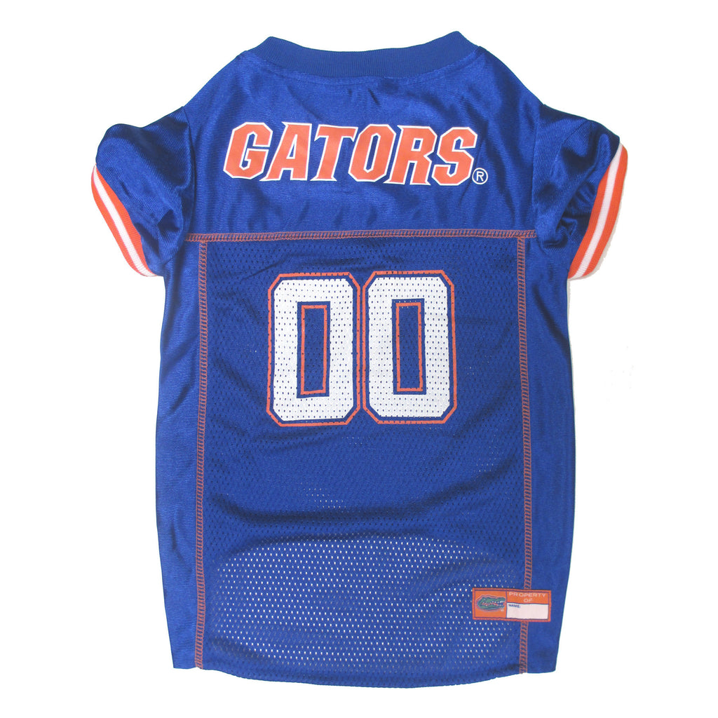 College  Football - Florida Gators Dog Jersey - Three Humans & A Dog Company