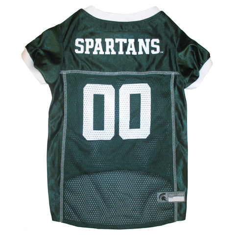 College  Football - Michigan State Spartans Dog Jersey