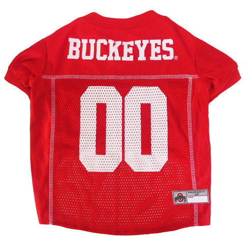 College  Football - Ohio State Buckeyes Dog Jersey