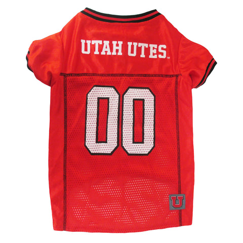 College Football - University of Utah Utes Dog Jersey