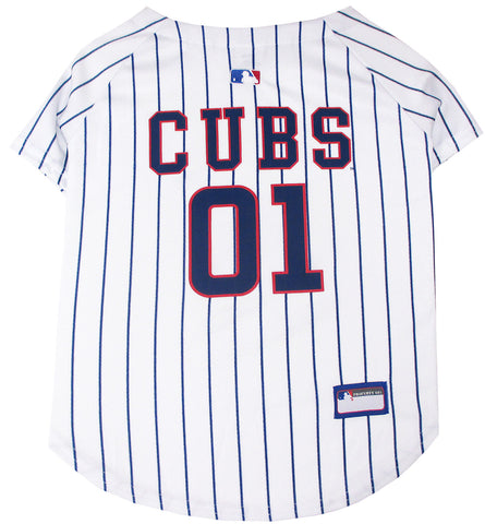 MLB  -  Chicago Cubs Dog Jersey