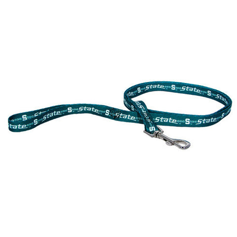 College - Michigan State Spartans Dog Leash