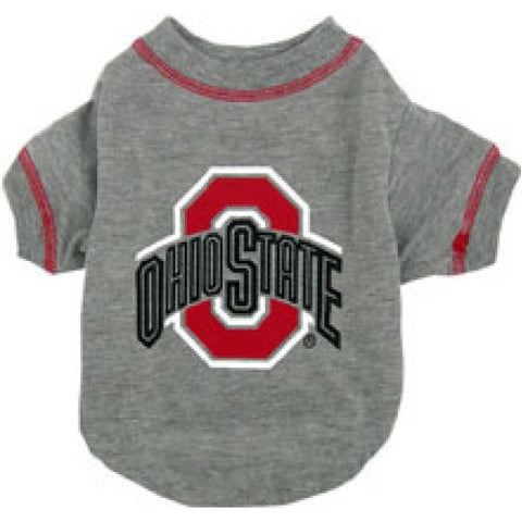College - Ohio State Buckeyes Dog T-Shirt