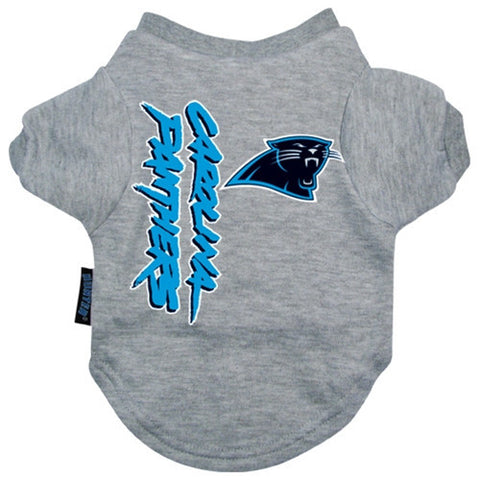 NFL - Carolina Panthers Dog T-Shirt