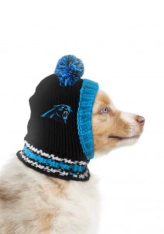 NFL - Carolina Panthers Dog Knit Hat
