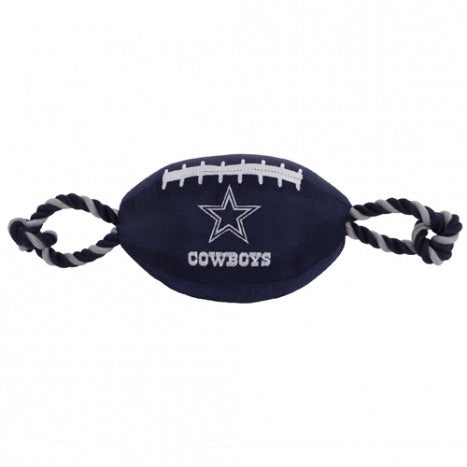 NFL - Dallas Cowboys Dog Plush Football