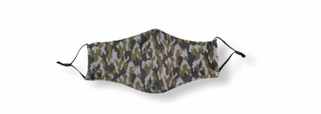Face Mask - Camouflage - Available in 2 Colors