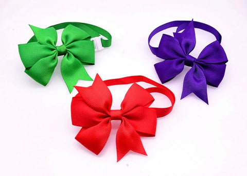 Ribbon Bow - Solid Ribbon Bow