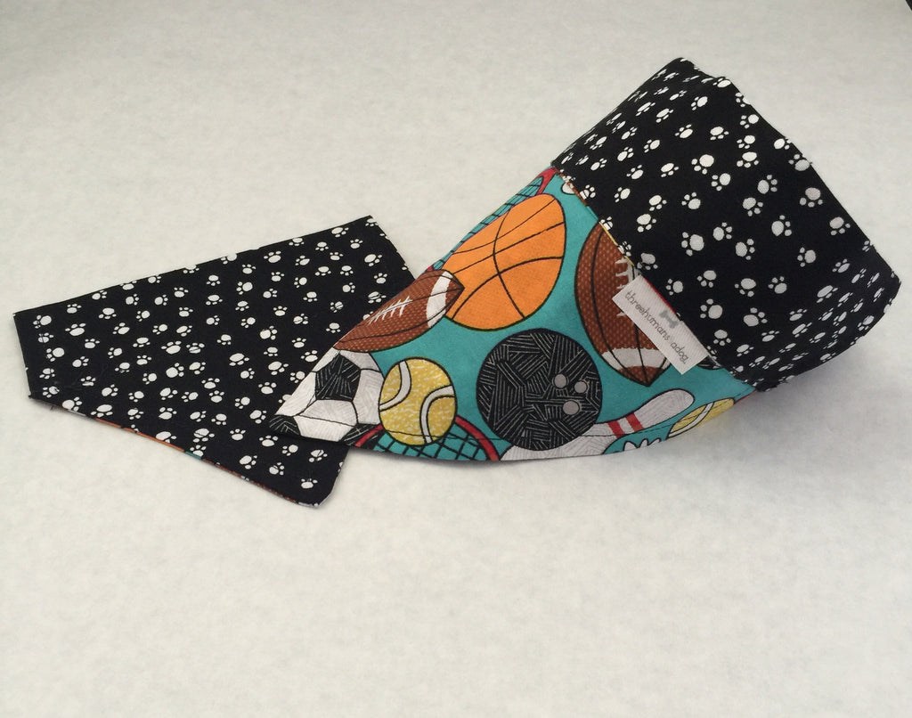 Bandana - Designed Sporty Paws