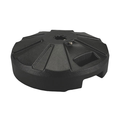 Umbrella Base Black - Harvey & Haley