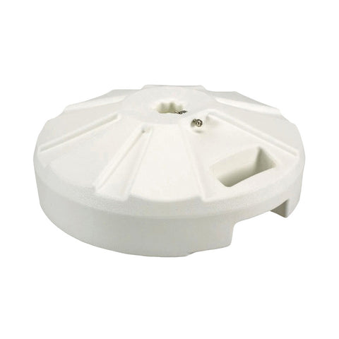 Umbrella Base White - Harvey & Haley