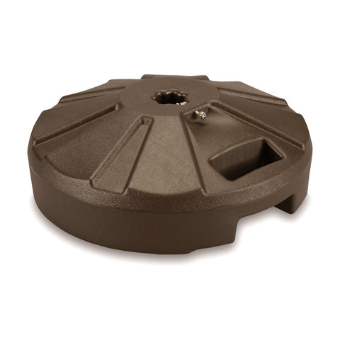 Umbrella Base Bronze - Harvey & Haley