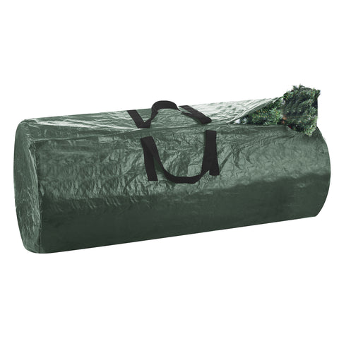 Premium Christmas Tree Bag Holiday Dark Green Extra Large For 9 Foot Tree - Harvey & Haley