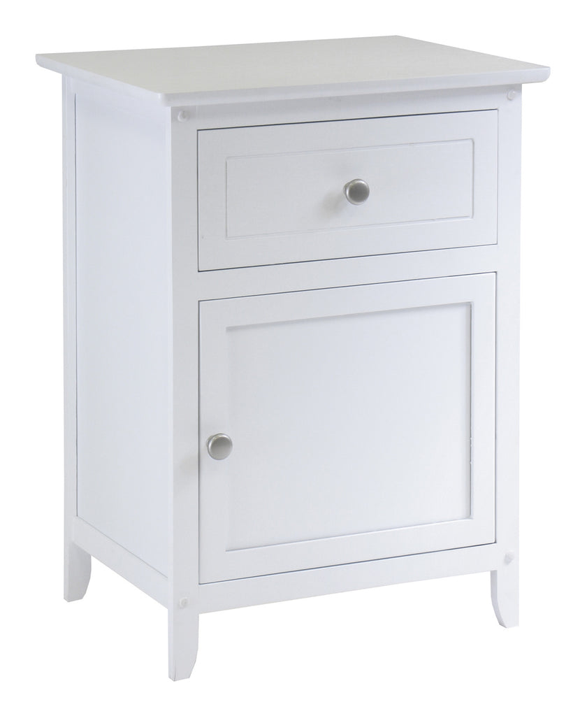 Night Stand Accent Table With Drawer - Harvey & Haley