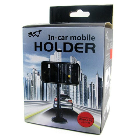 iPhone 4 4S Compatible Car Mount Stand