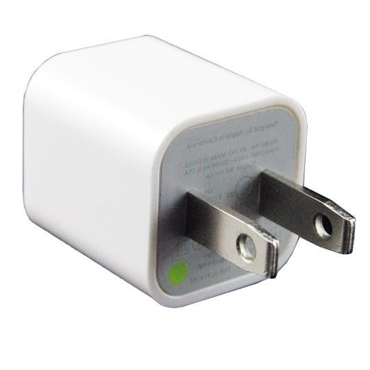 iPhone & iPod Compatible USB AC Adapter