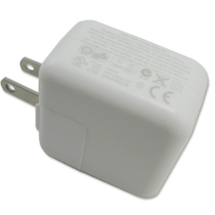 Apple iPad Compatible USB Wall Charger Power Adapter - Harvey & Haley  - 1