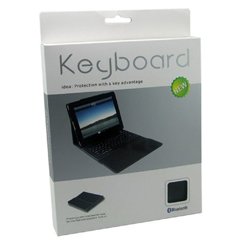 iPad 2 Compatible Bluetooth Keyboard with Leather Bag - Harvey & Haley  - 1