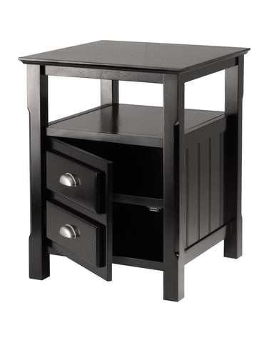 Timber Night Stand - Harvey & Haley
