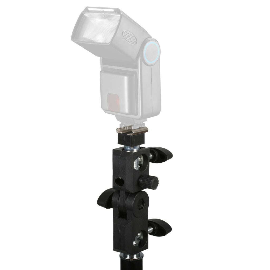Square Perfect SP-99 Light And Umbrella Clamp for Studio Photography - Harvey & Haley