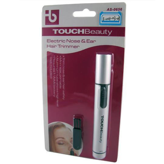 Touch Beauty Electric Nose Hair Trimmer