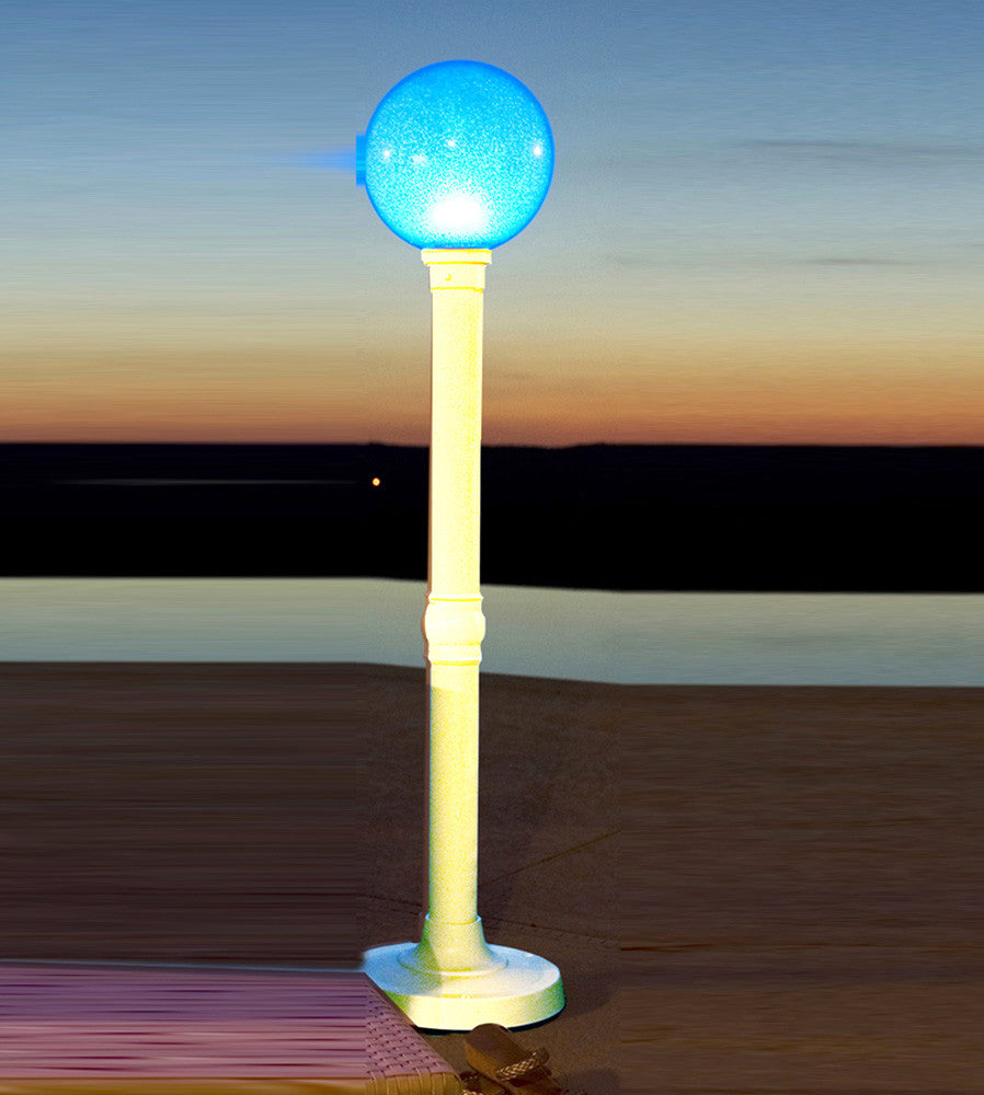 "59"" Portable Color Changing LED Floor Lamp - Harvey & Haley  - 1"