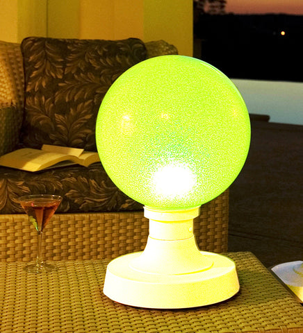 "18"" Portable Color Changing LED Table Lamp - Harvey & Haley  - 1"
