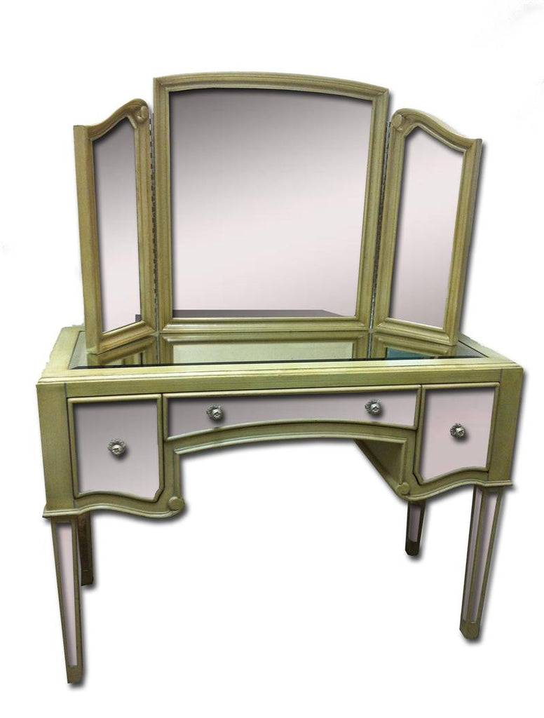 Ultimate Accents Manhattan Dressing Table - Harvey & Haley