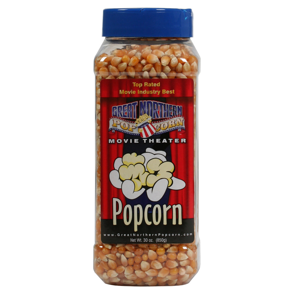 Great Northern Popcorn Premium Yellow Popcorn 30 Ounce Gourmet Popping Corn - Harvey & Haley