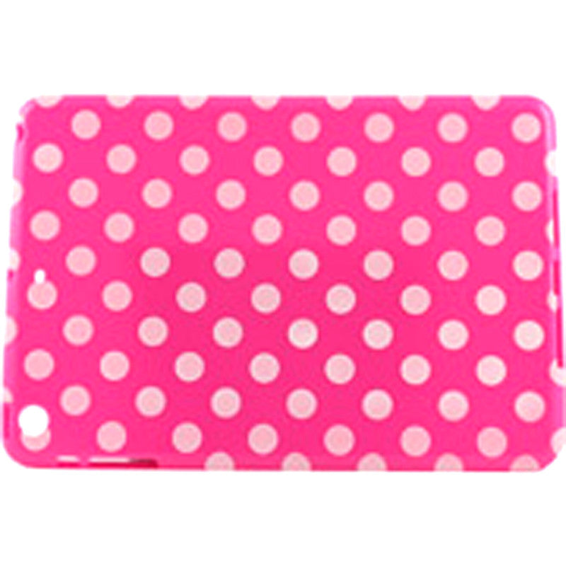 Accellorize 16150 Pink Dot iPad Air Case Flips Open & Closes - Harvey & Haley