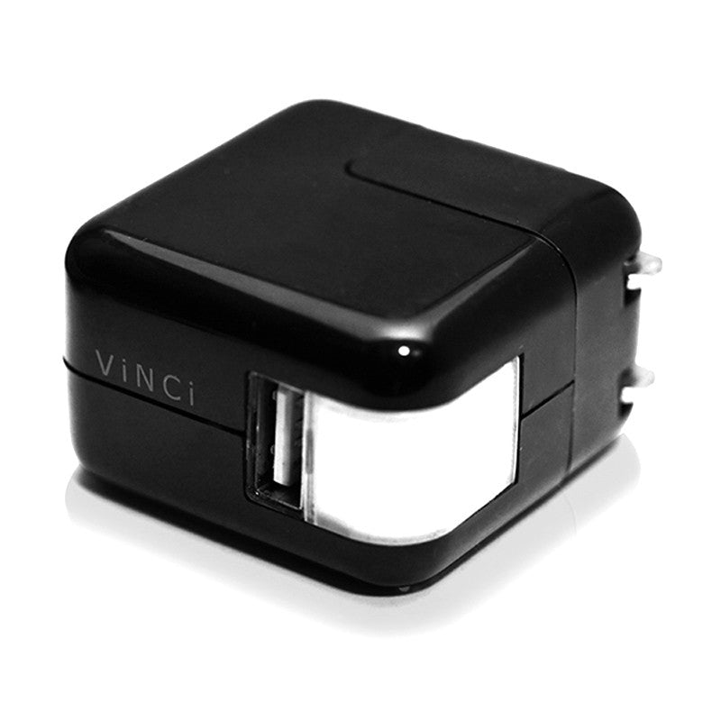 VINCI ACC1003 Black Power Adapter Charger for VINCI Tab Eas - Harvey & Haley