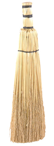 Large Replacement Broom For Wrought Iron Firesets - Harvey & Haley