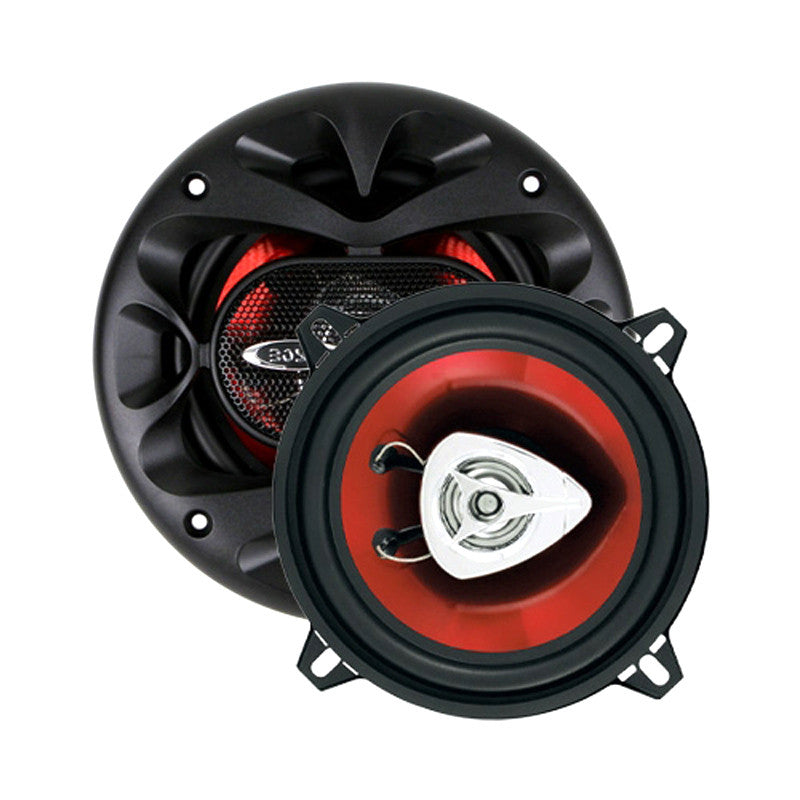 Boss CH5520 Car Speaker 5 1/4In 3Way Chaos Extreme Polycone - Harvey & Haley