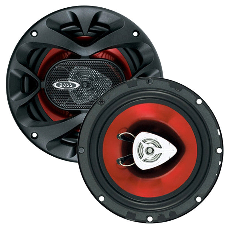 "Boss CH6520 Car Speakers 6.5"" Pair Chaos Extreme 2Way 250Wat - Harvey & Haley"