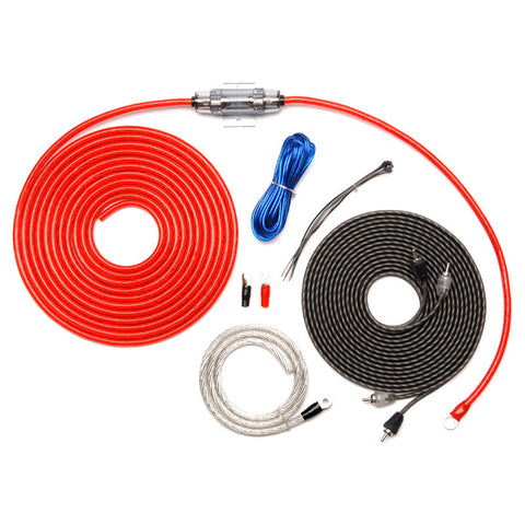 Carwires AIKPS8000 Car Amp Installation Kit is Installation - Harvey & Haley