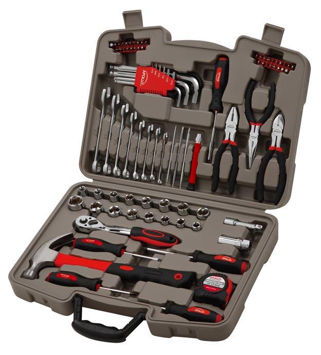 86 Piece General Tool Kit - Harvey & Haley