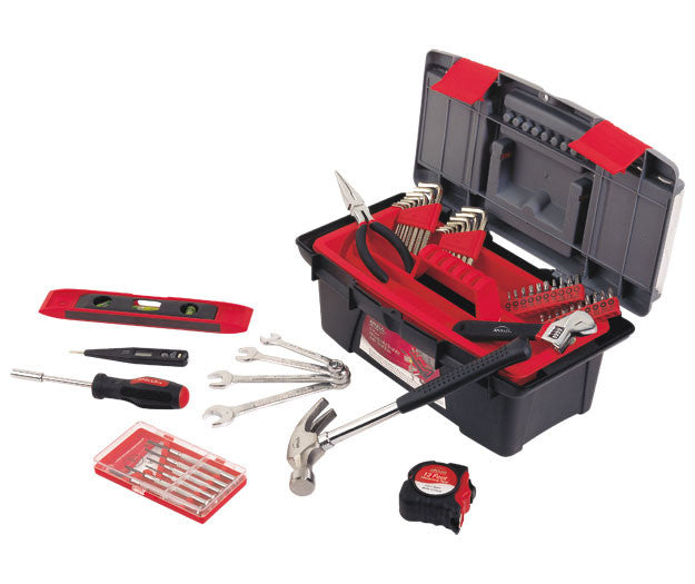 53 Piece Household Tool Kit with Tool Box - Harvey & Haley